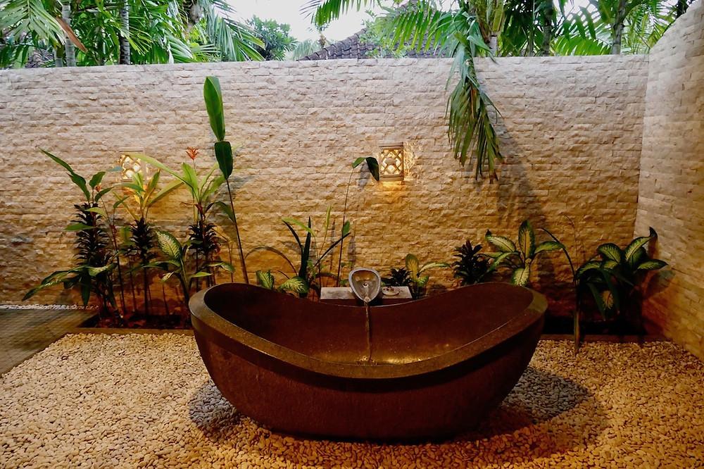 La magnifique salle de bain à Amed