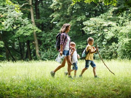 Comment préparer ses vacances en famille dans les Alpes ?