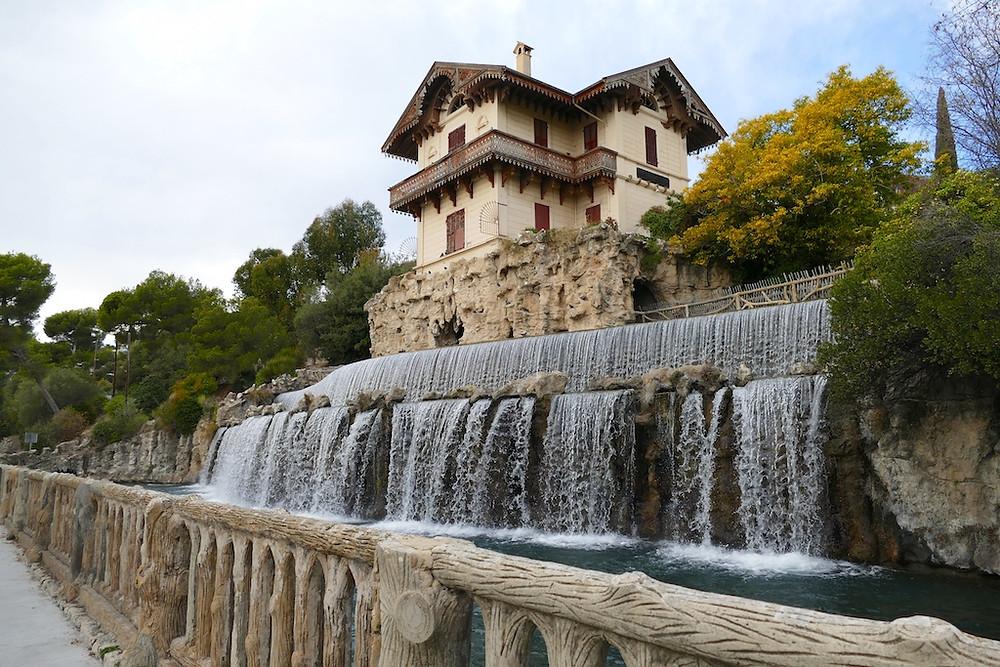 La cascade de Gairault