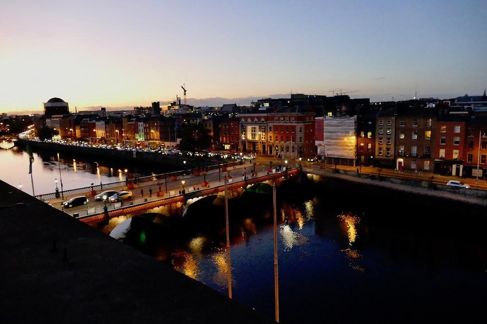 Dublin la nuit