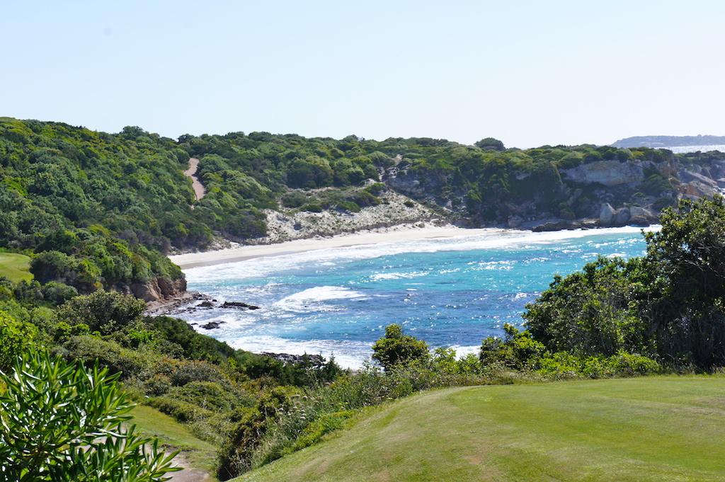 Golf de Sperone en Corse