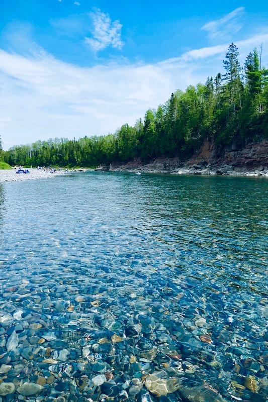 La rivière Bonaventure