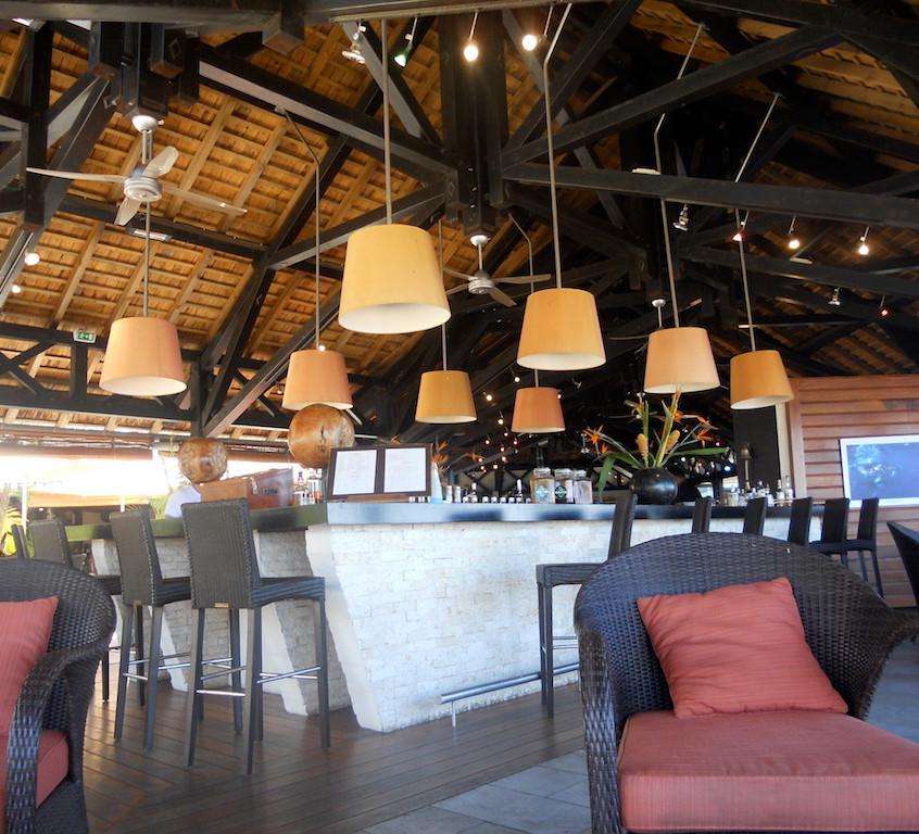 Bar de l'Hôtel Le Palm