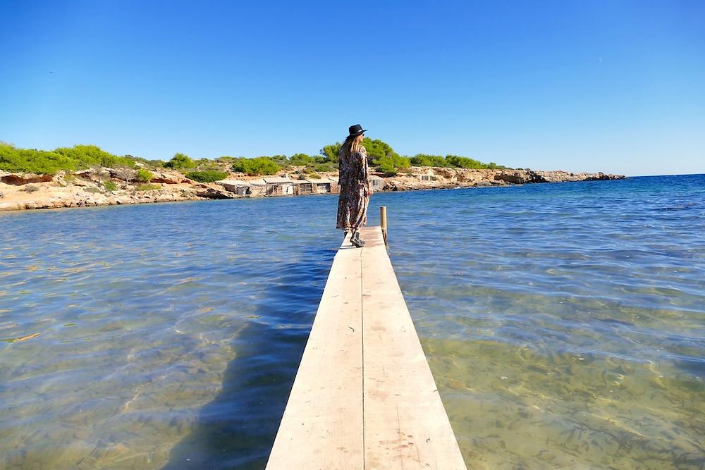 S'Estanyol Restaurant Playa Bonita à Ibiza
