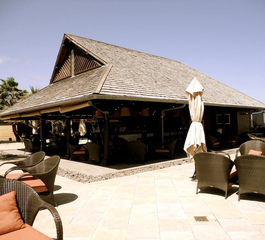 Restaurant de l'Hôtel Le Palm