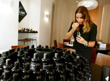 Créez votre parfum sur-mesure !