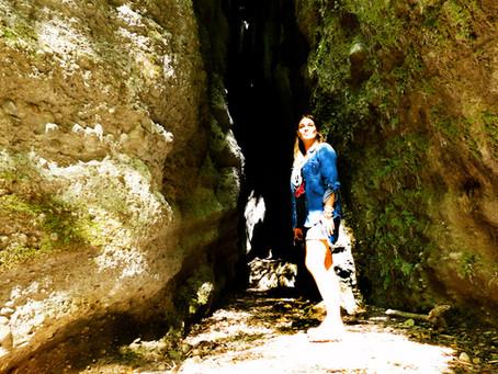 Promenade mystique dans le Vallon obscur du Donaréo