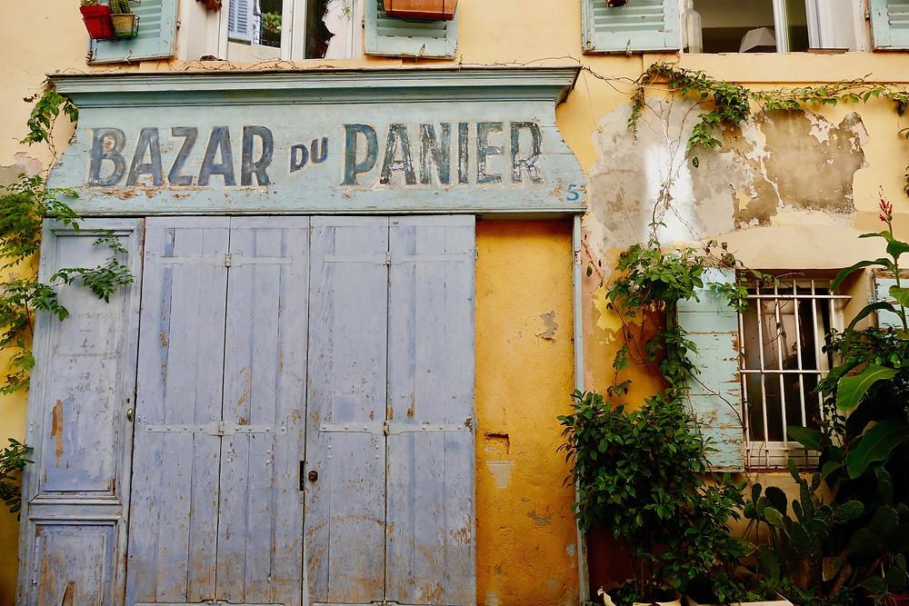 Bazar du Panier à Marseille
