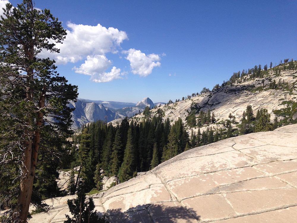 Parc national de Yosemite - Pywiack Dome