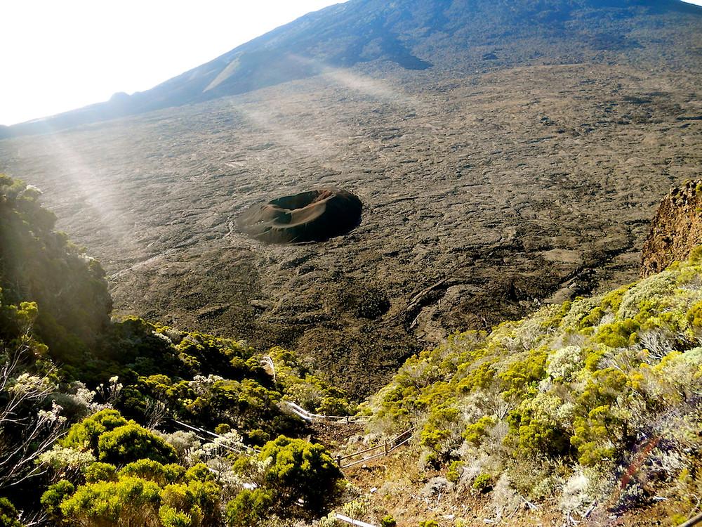 Volcan de la Fournaise - La Réunion