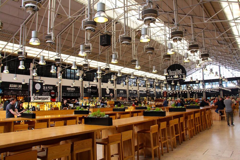 Mercado da Ribera - Lisbonne