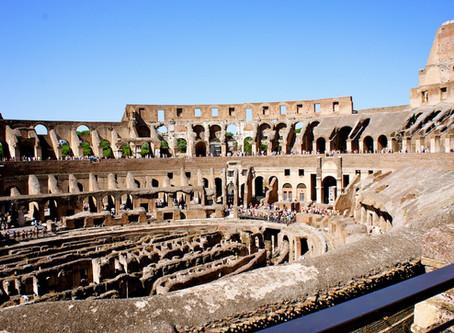 Vivre la dolce vita à Rome en amoureux...
