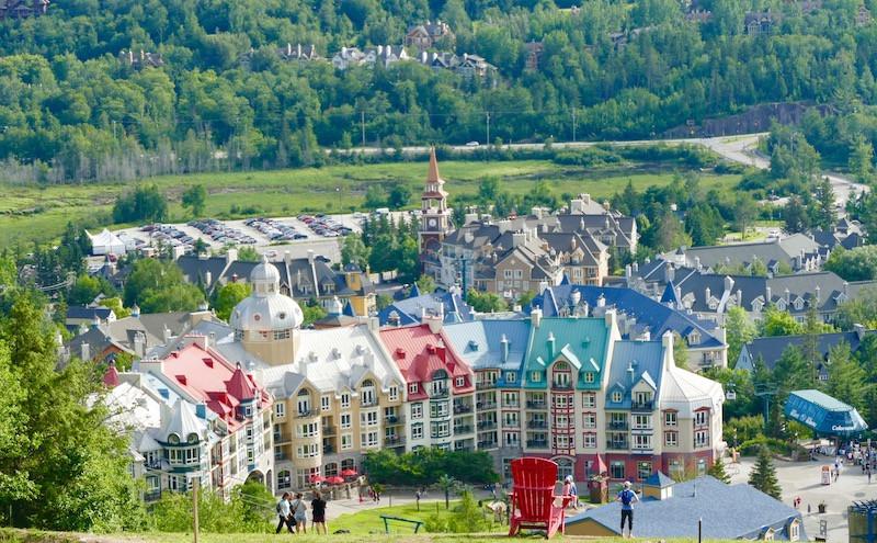 Village du Mont-Tremblant
