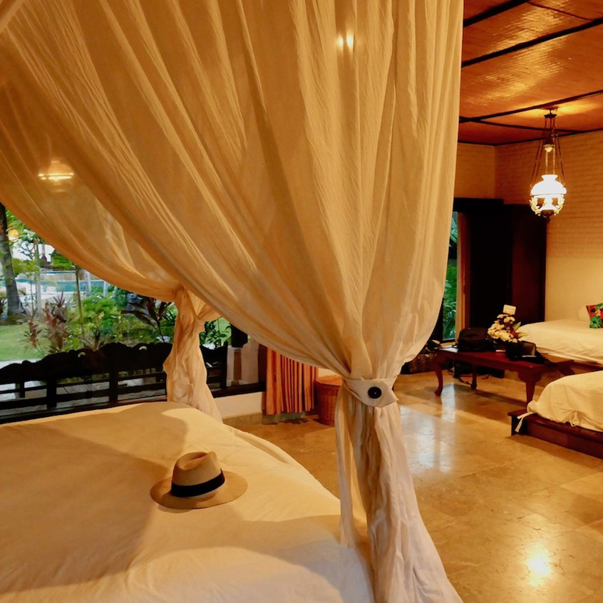 La chambre à Amed