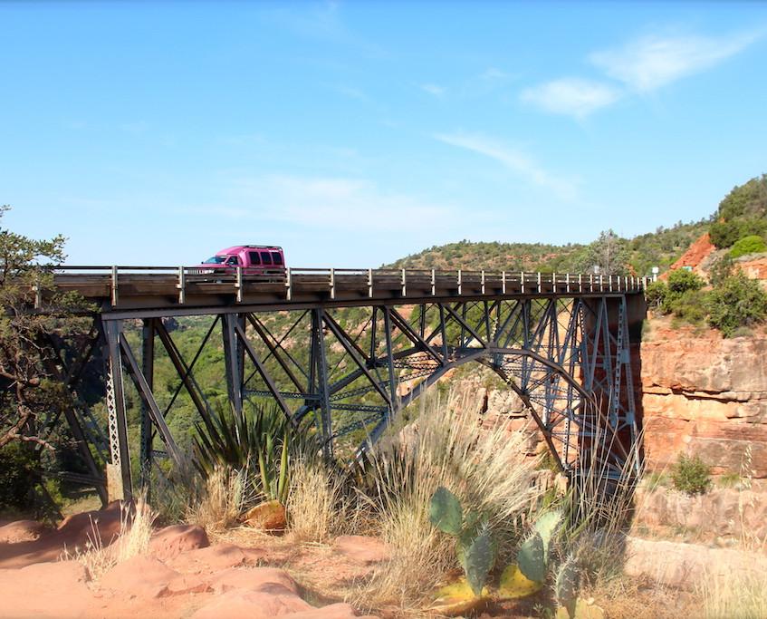 Le pont de Sedona