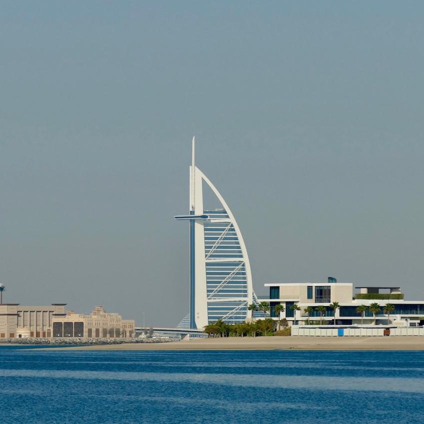 Architecture à Dubaï