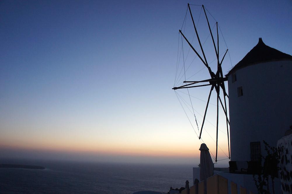 Moulin à vent d'Oia
