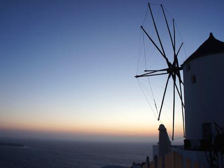 Santorin, une île mythique