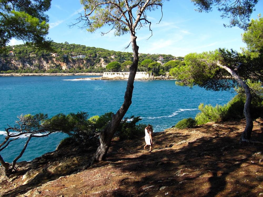 St Jean Cap Ferrat - Sentier du littoral