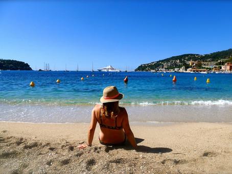 Mes plages préférées à Nice et aux alentours...