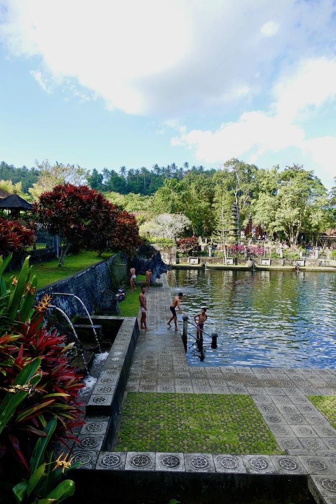 LE TIRTA GANGGA WATER PALACE