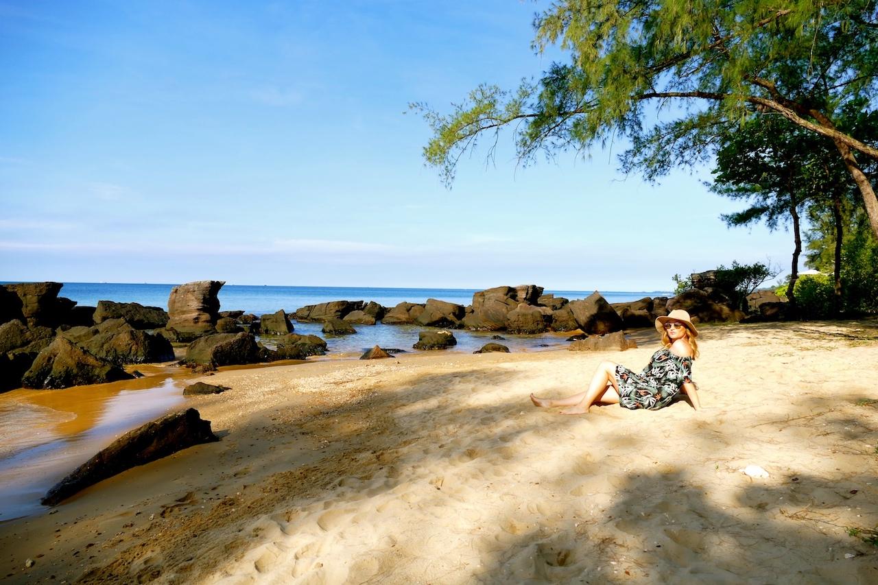 Plage du Mango Bay