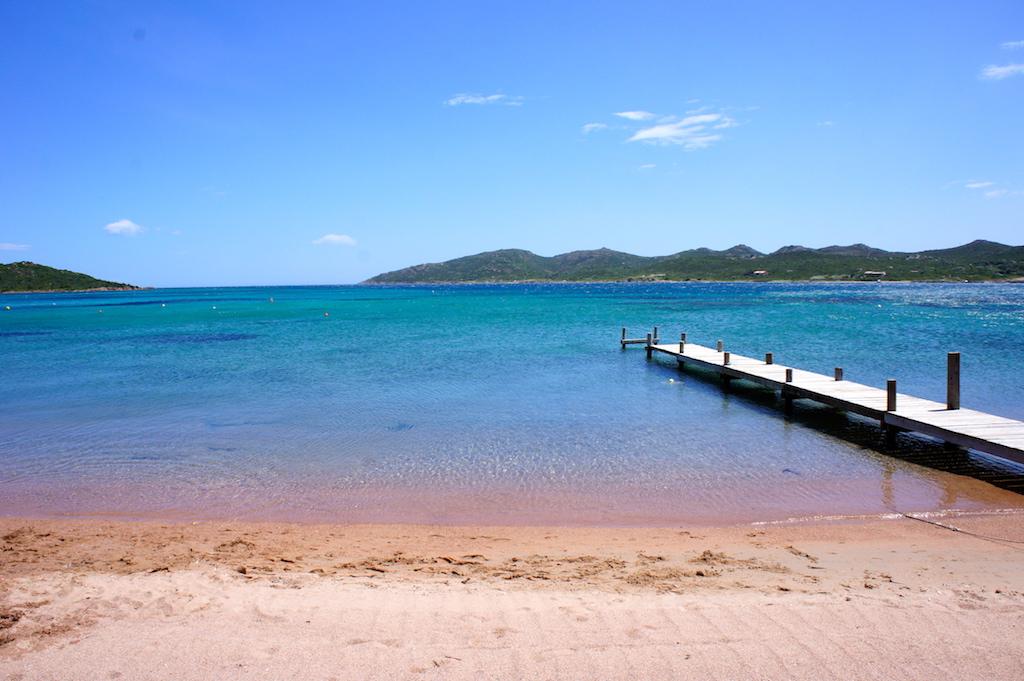 Maora Beach - sant'amanza