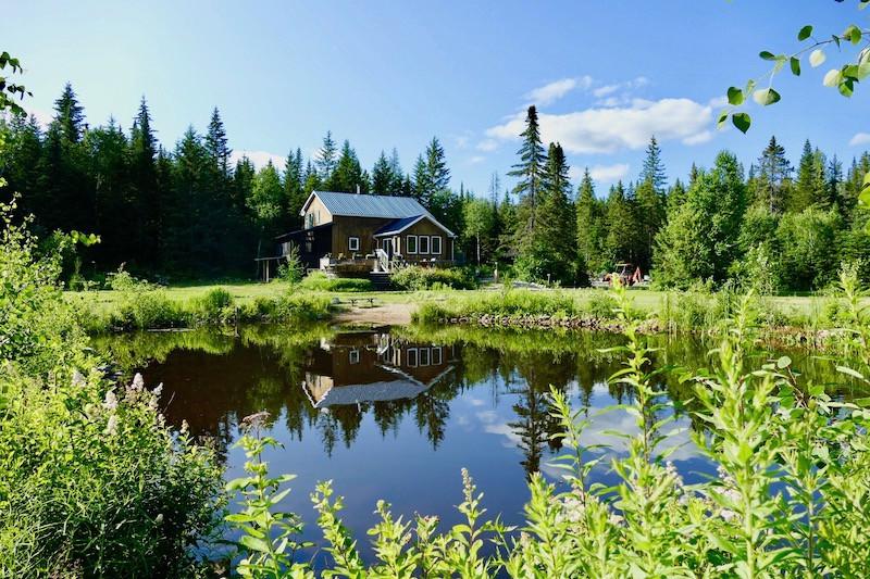 Kabania un paradis en Lanaudière