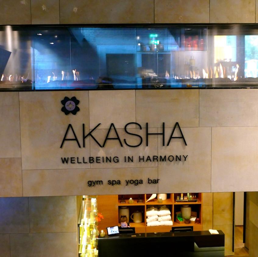 Akasha au Conservatorium Hotel