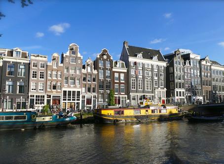 Un week-end surprenant à Amsterdam !
