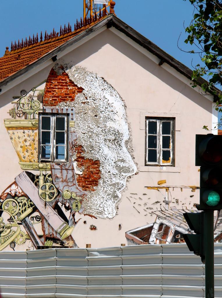 Street Art - Lisbonne