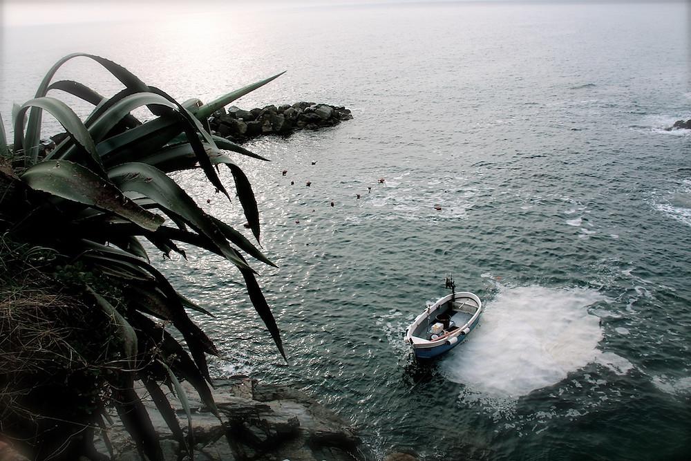 Port de Riomaggiore