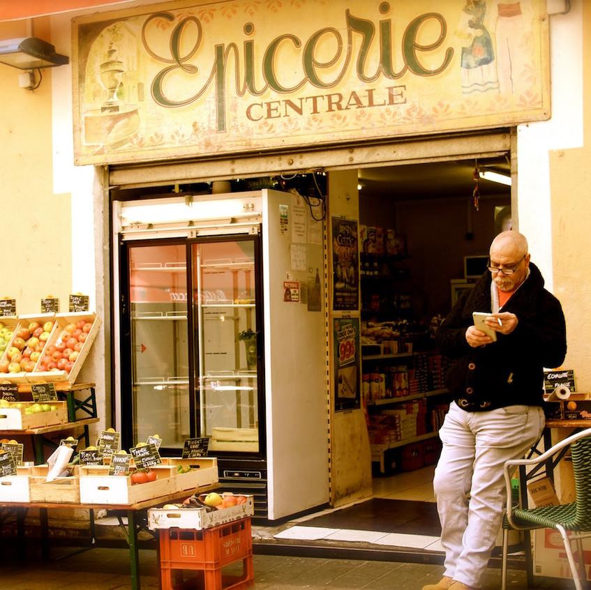Echoppe du vieux Nice