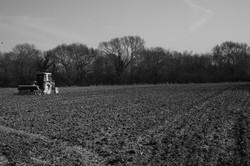 semer les terres