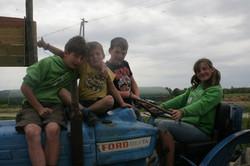 vive les tracteurs