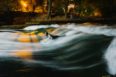 Eisbach Night Session
