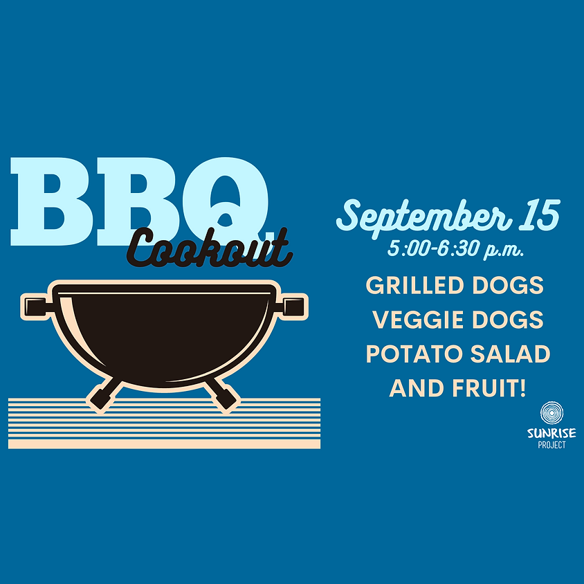 BBQ Cookout: Free Community Meal!