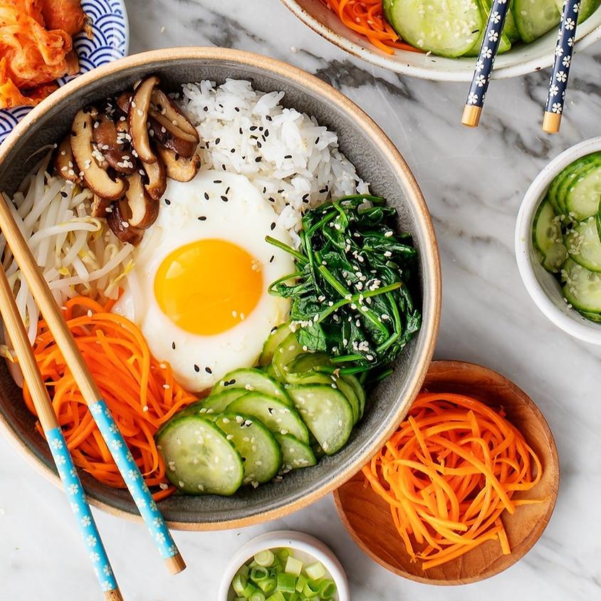 Sunrise Community Meal - To-Go: Bibimbap!