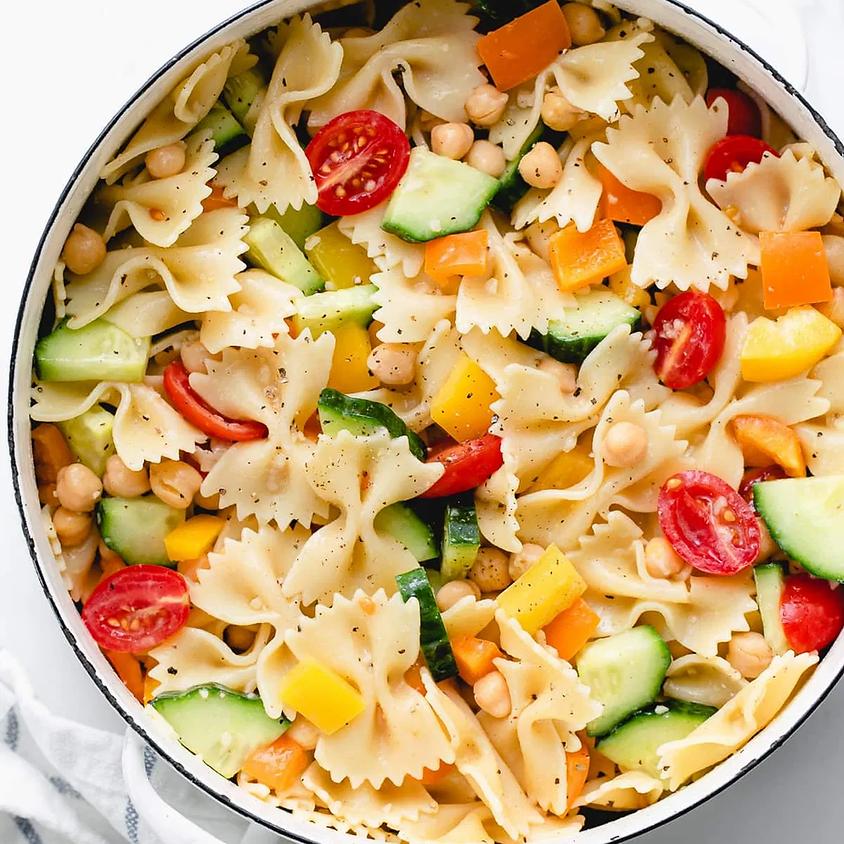 Sunrise Community Meal - To-Go: Pasta Salad!!