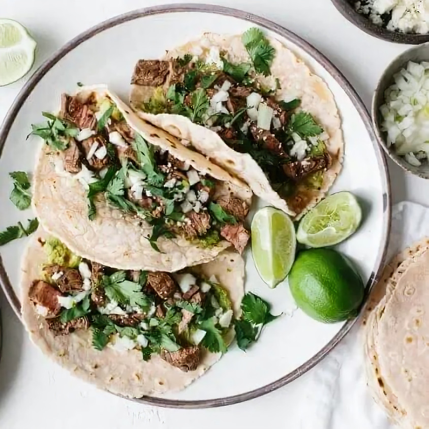 Sunrise Community Meal - To-Go: Tacos!
