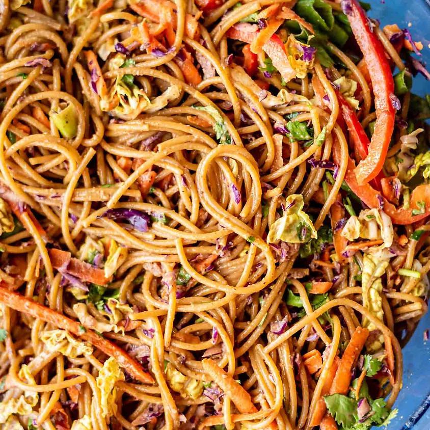 Sunrise Community Meal- To-go: Cold Noodle Salad
