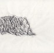 Rhyolite Rock Rubbing #5