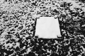 Snow Melt on Paper