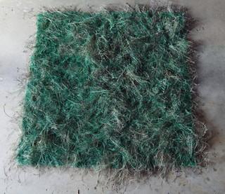Grass Blanket Prototype