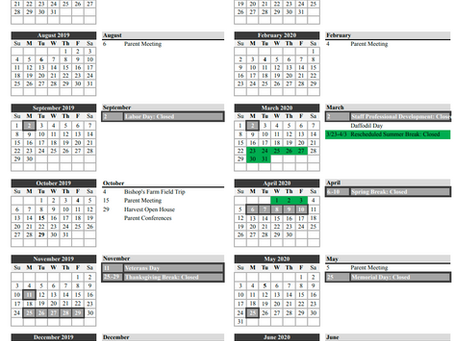 COVID-19 UPDATE (March 17th 2020)
