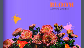 Sarah takes part in online Bloom exhibition