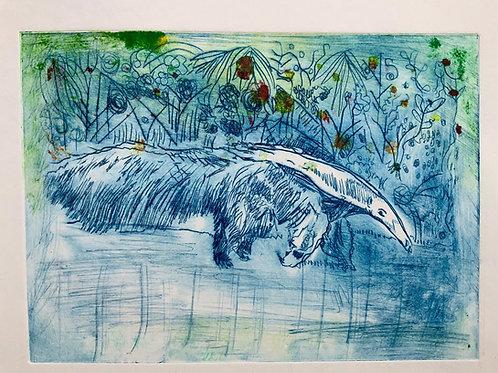 'Timothy' Giclee Print, Sarah Goodfellow