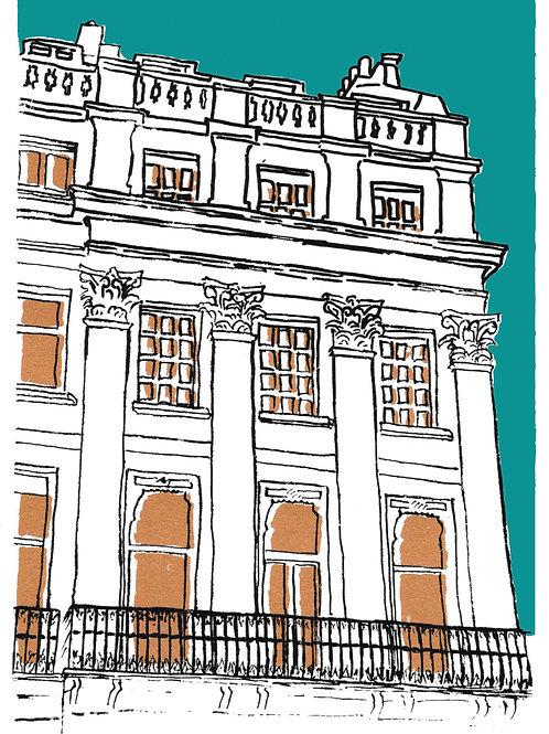 A5 Card 'Original Streets' ClairyB