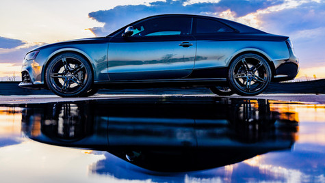 RS5 ON WATER