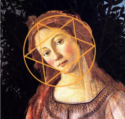 Печать вечного возвращения  на картине Рафаэля